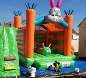 Buggs Bunny - Structure gonflable enfants dans l'Oise