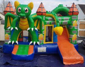 Dragon - Structure gonflable enfants dans l'Oise