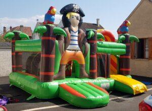 Pirate - Structure gonflable enfants dans l'Oise