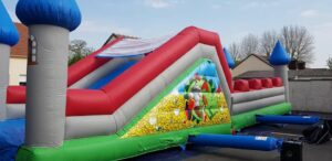 Toboggan - Structure gonflable enfants dans l'Oise
